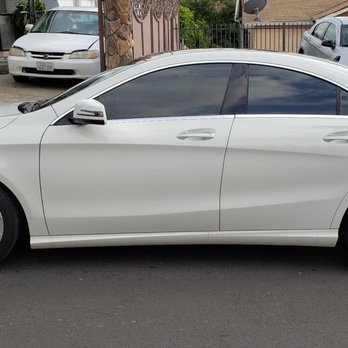 JJ Window Tinting Reviews in Los Angeles, Hollywood Ca