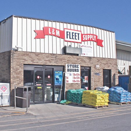 L&M Fleet Supply: 1307 1st St, Park Rapids, MN