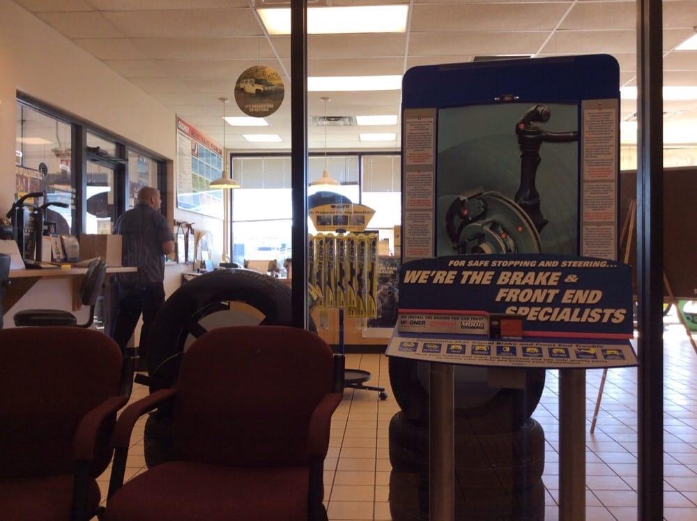 Grismer Tire & Auto Service: 4388 W Franklin St, Bellbrook, OH