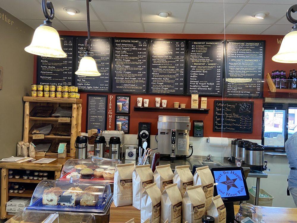 Cabin Coffee: 2462 S Main St, Rice Lake, WI
