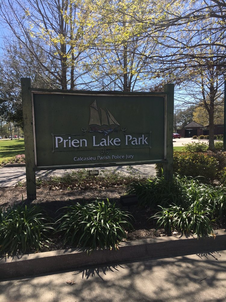 Social Spots from Calcasieu Parish Prien Lake Park