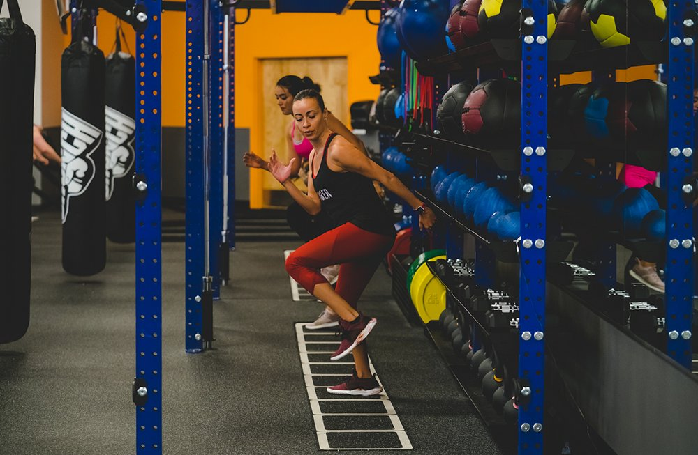 Crunch Fitness - Brockton
