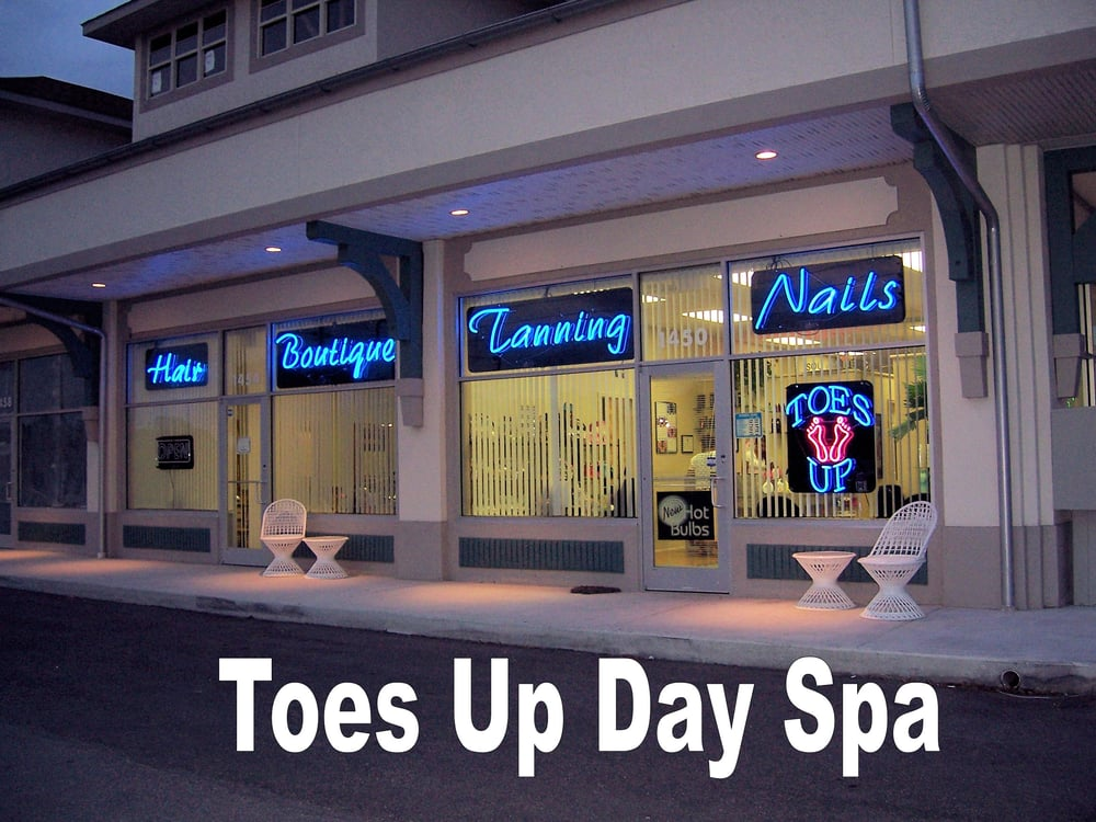 Photos for toes up day spa yelp for 3 day spa