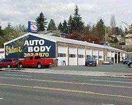 Stetner Auto Body & Painting