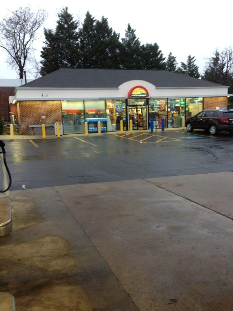 Sunoco: 615 E Market St, Leesburg, VA