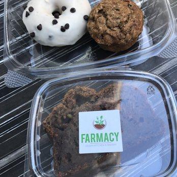 Farmacy Vegan Kitchen Menu