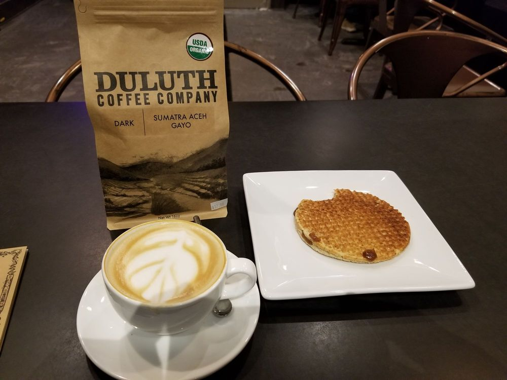 Social Spots from Duluth Coffee Company