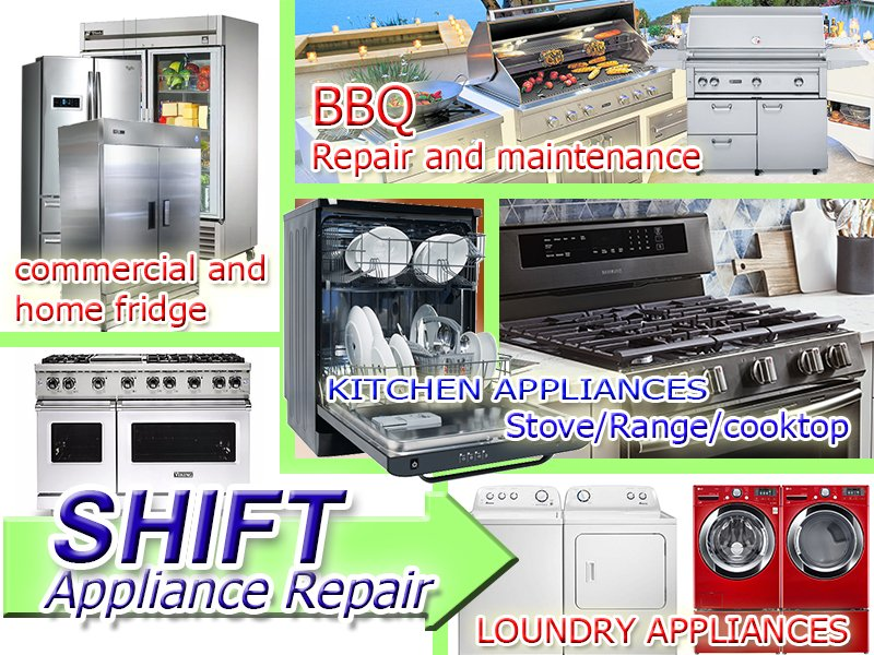 Shift Appliance: 904 Mossbridge Ct, Pleasant Hill, CA