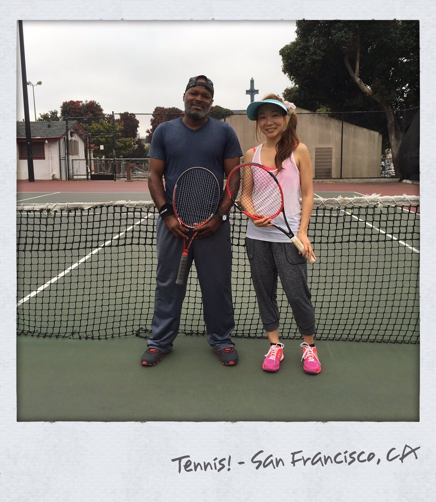 Photo of Tennis Lessons By Mcclain - San Francisco, CA, United States