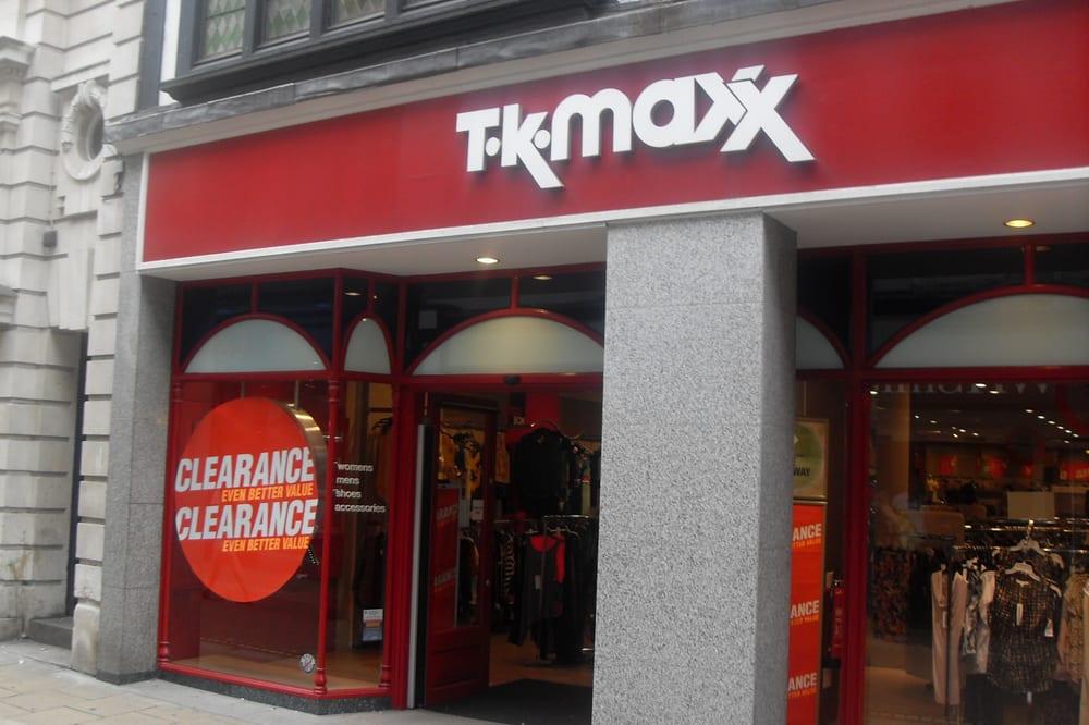 Tk Maxx Stores