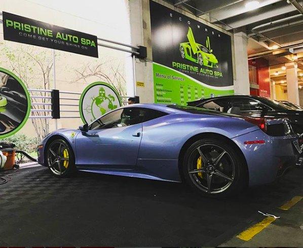 Car Spa Houston: Photos For Pristine Auto Spa