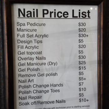 Photo Of Angel Nails Hair More Saint Robert Mo United States
