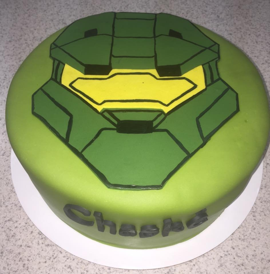 Halo Master Chief Cake Yelp