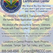 Waiting Photo of Medical Marijuana Card Arizona Center - Scottsdale, AZ, United States. Our