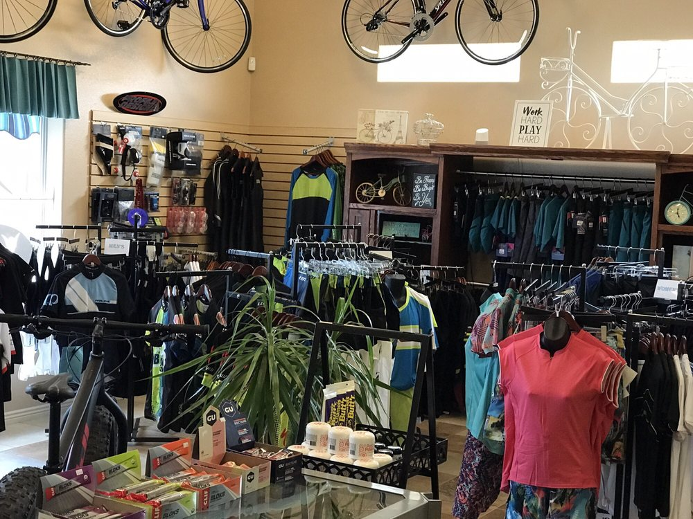 Bicycle Outfitters: 3355 N Evans St, Kingman, AZ