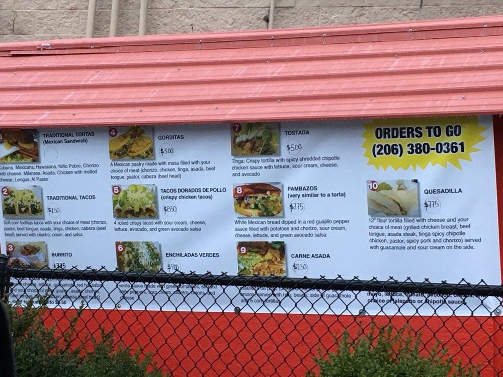 Tacos Las Delicias: 10500 Greenwood Ave N, Seattle, WA