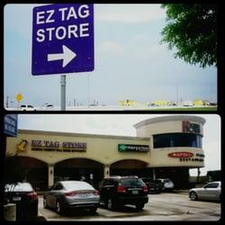 Tx tag store houston