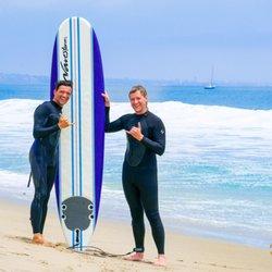Photo Of Golden Wave Surf School Los Angeles Ca United States Oleg