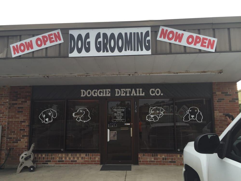 Doggie Detail: 216 Lakes Blvd, Lake Park, GA