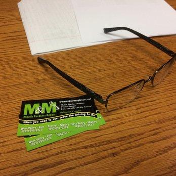 Eyeglass Frame Repair Phoenix Az : M&M Mobile Eyeglass Repair East Valley - 38 Reviews ...
