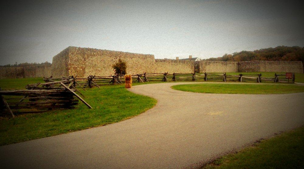 Fort Frederick State Park: 11100 Fort Frederick Rd, Big Pool, MD