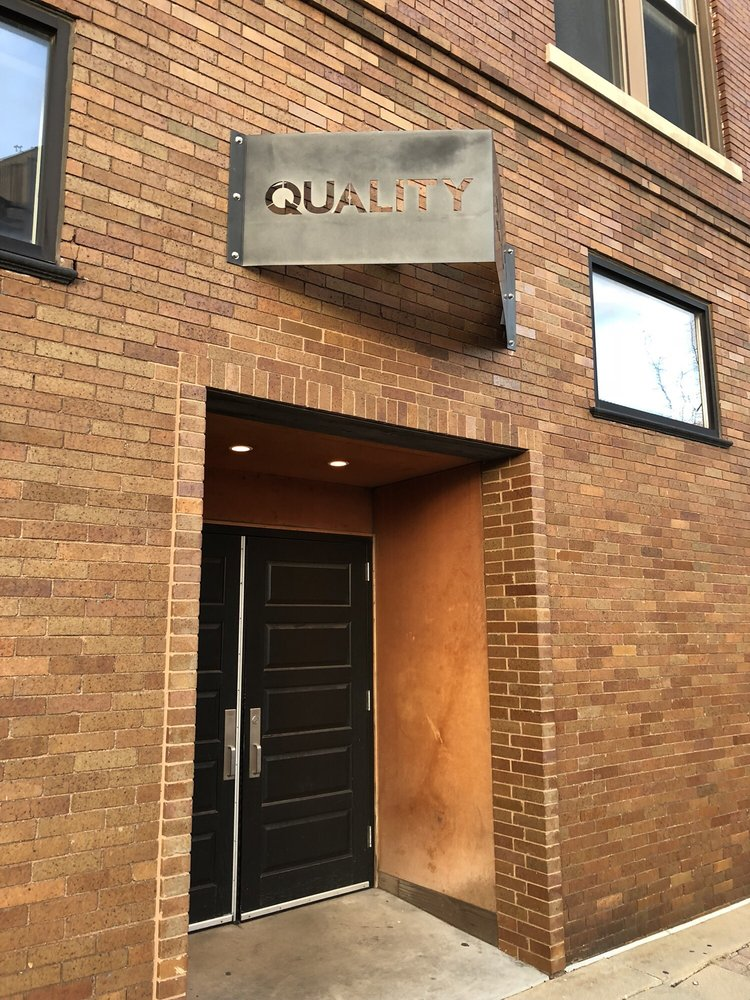 Quality Beer: 110 N Neil St, Champaign, IL