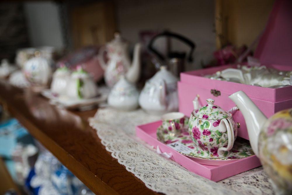 Social Spots from Tea Cellar