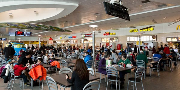 Lakeforest Mall Food Court Yelp
