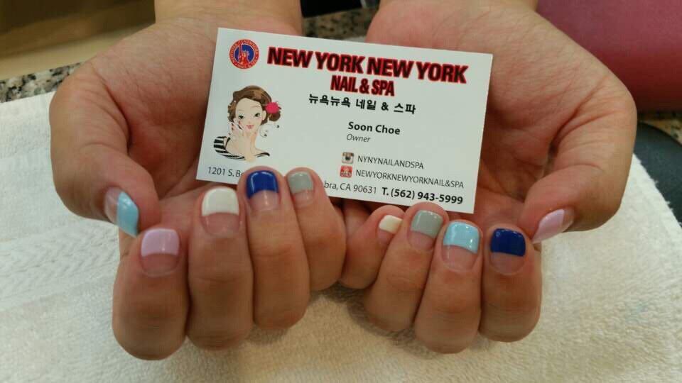 Photos for New York New York Nail & Spa - Yelp