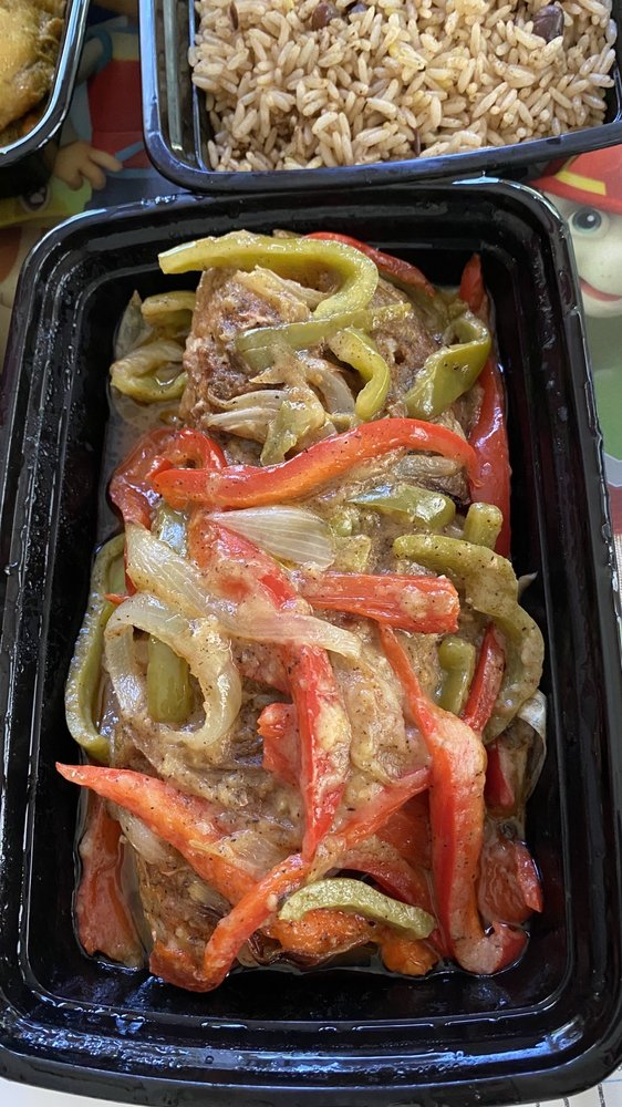 Caribbean Flavors: 407A Patchogue Rd, Port Jefferson Station, NY