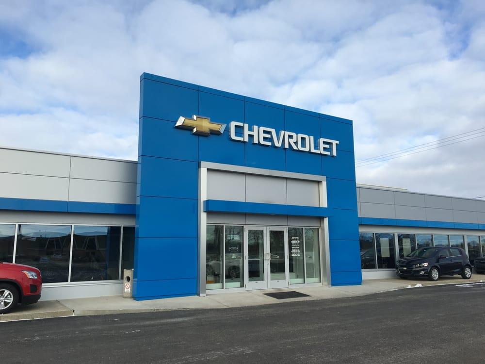 Fox Chevrolet Car Dealers 632 E Main St Caledonia Mi