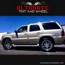 Photo Of The Ultimate Tint Wheel Victorville Ca United States