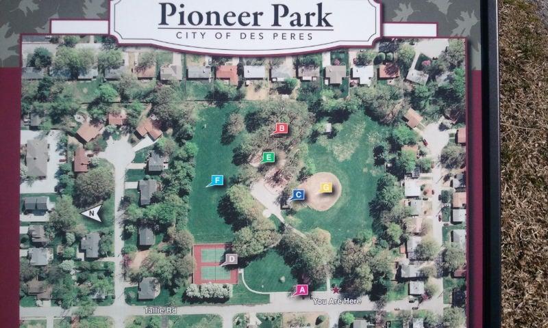 Pioneer Park: 960 Tallie Dr, Des Peres, MO