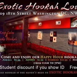 hookah bar up adams morgan This hookah bar and middle eastern restaurant is known for its laid back and slow vibe the place has café tables give therichest a thumbs up 163 shares.
