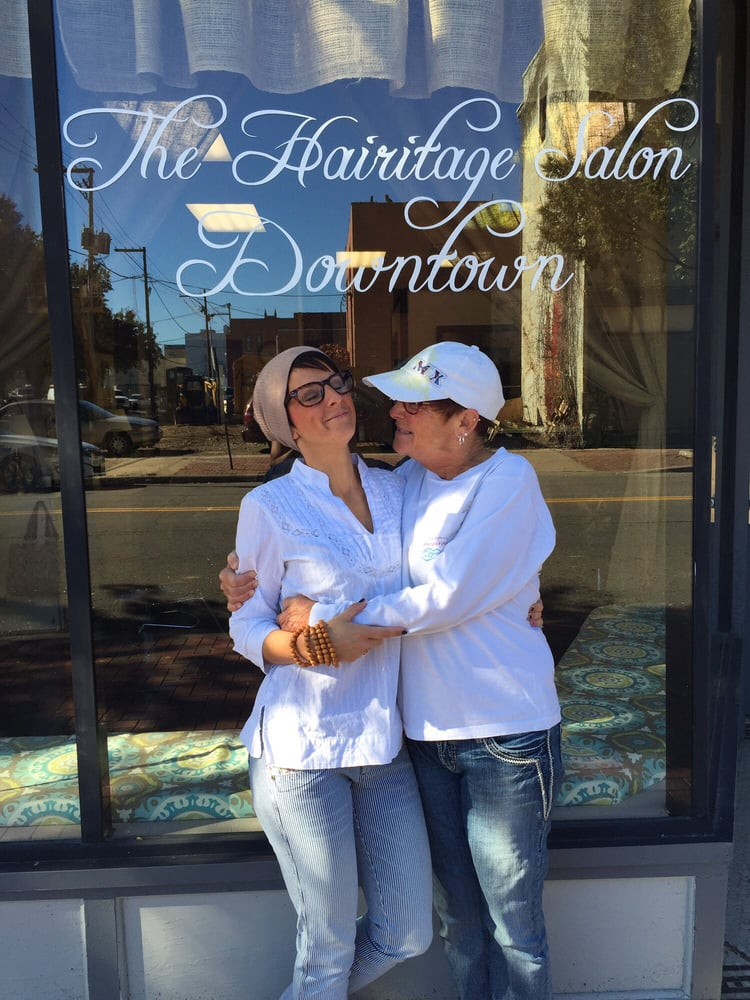 The Hairitage Salon Downtown: 113 Columbus, Lancaster, OH