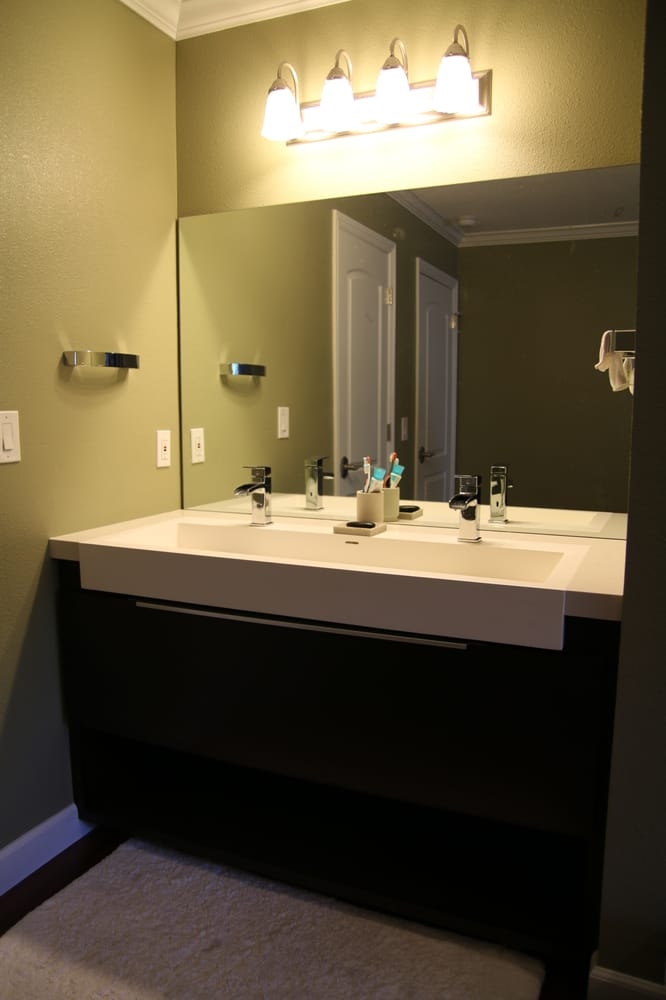 New Master Bedroom Sink Vanity Yelp
