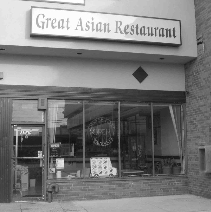 Great Asian Kitchen