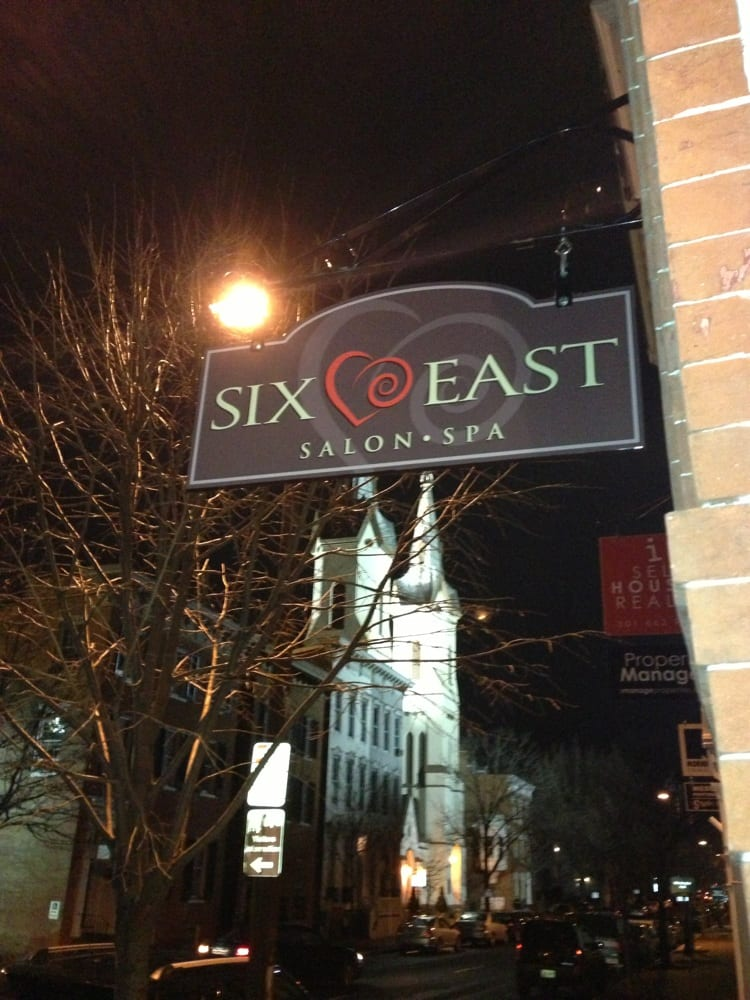 Six east salon spa 23 reviews hairdressers 6 e for 1662 salon east reviews