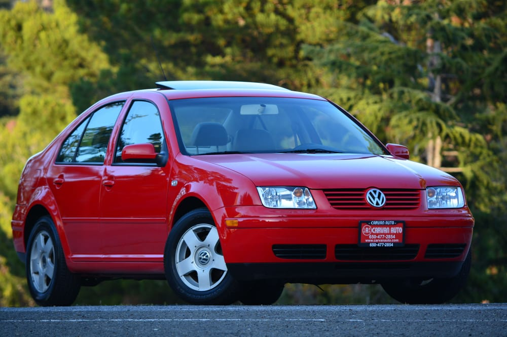 Photo Of Carvan Auto San Mateo Ca United States 2002 Volkswagen Jetta
