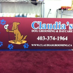 Claudia's Grooming & Day Care - 120 Fisher Avenue, Cochrane