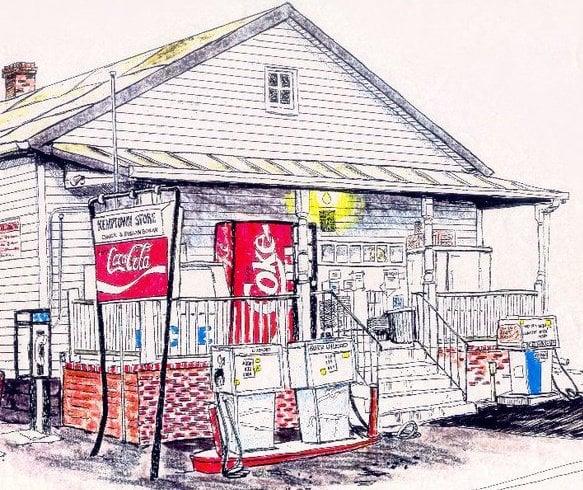 Kemptown Store: 12516 Fingerboard Rd, Monrovia, MD