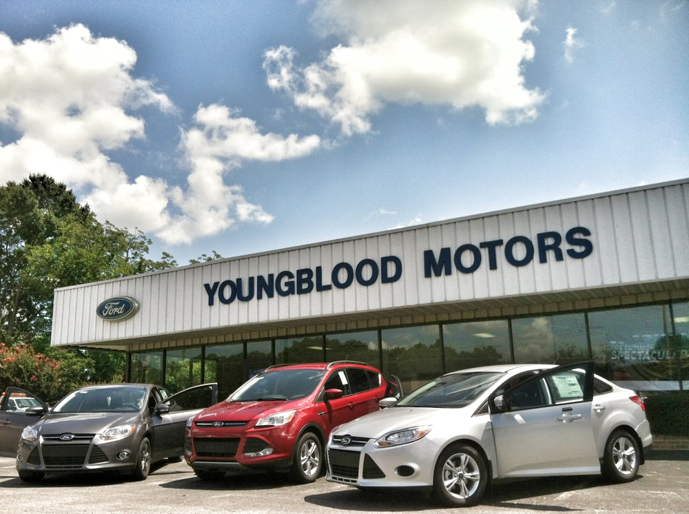 Youngblood Motor Co Ford 27 Photos Car Dealers