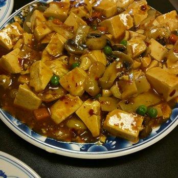 Photo Of Mulan Chinese Restaurant Sandy Ut United States Ma Po Tofu