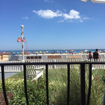 Photo Of Beach Plaza Hotel Ocean City Md United States Right Outside