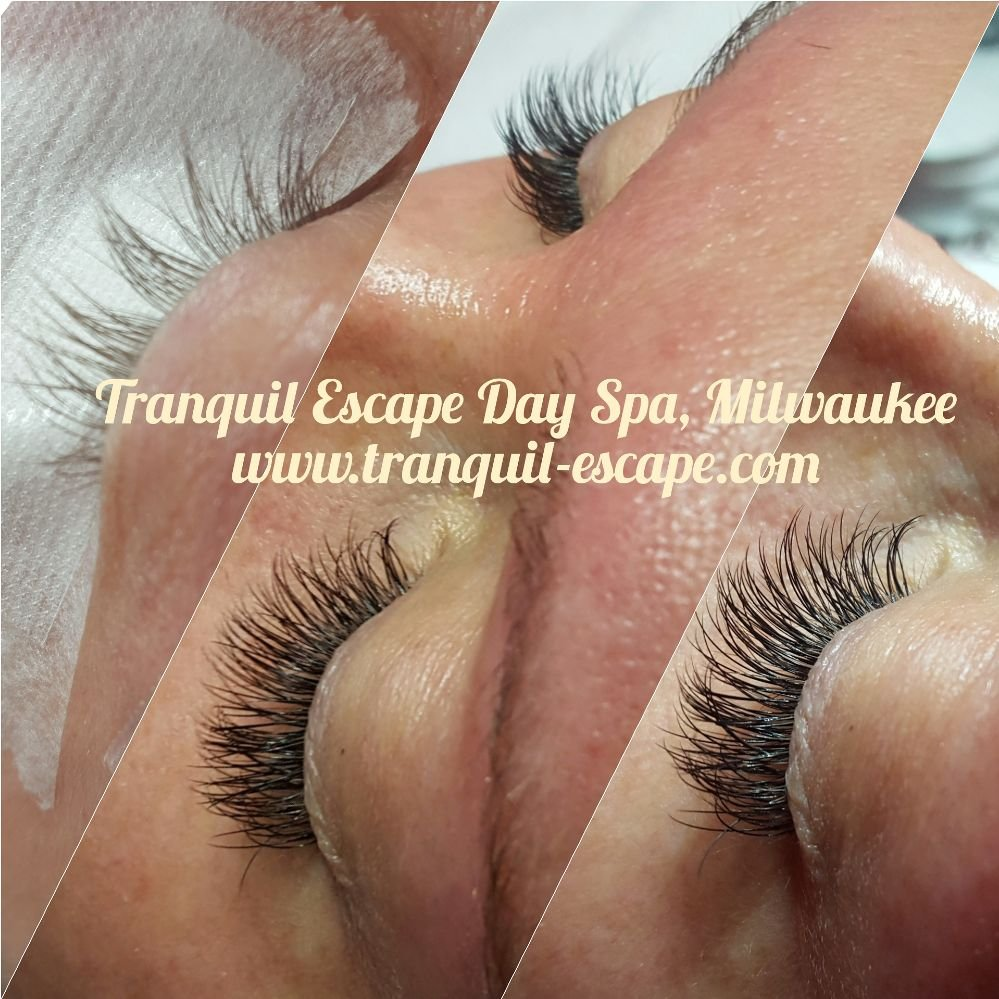 Tranquil Escape Day Spa, Milwaukee - A Lash and Brow Boutique