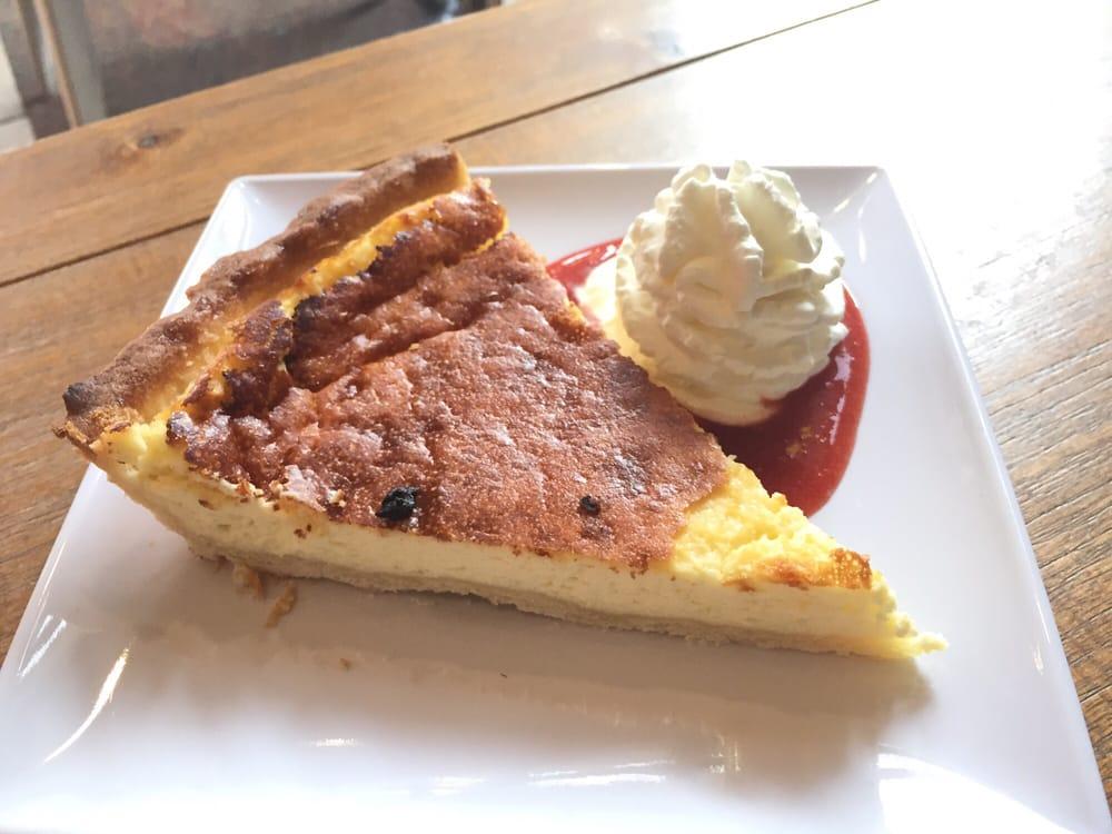 Orange blossom cheesecake - Yelp