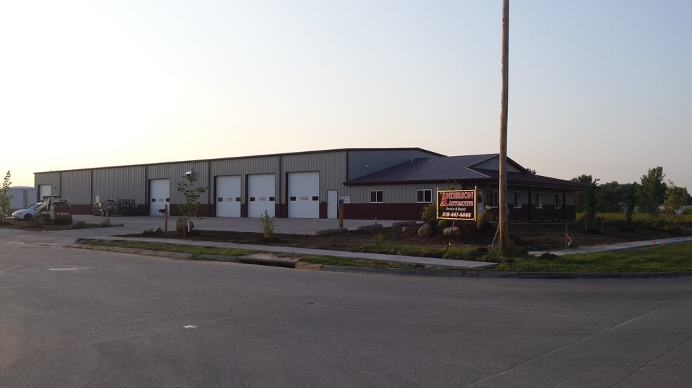 Anderson Automotive: 300 44th St, Marion, IA