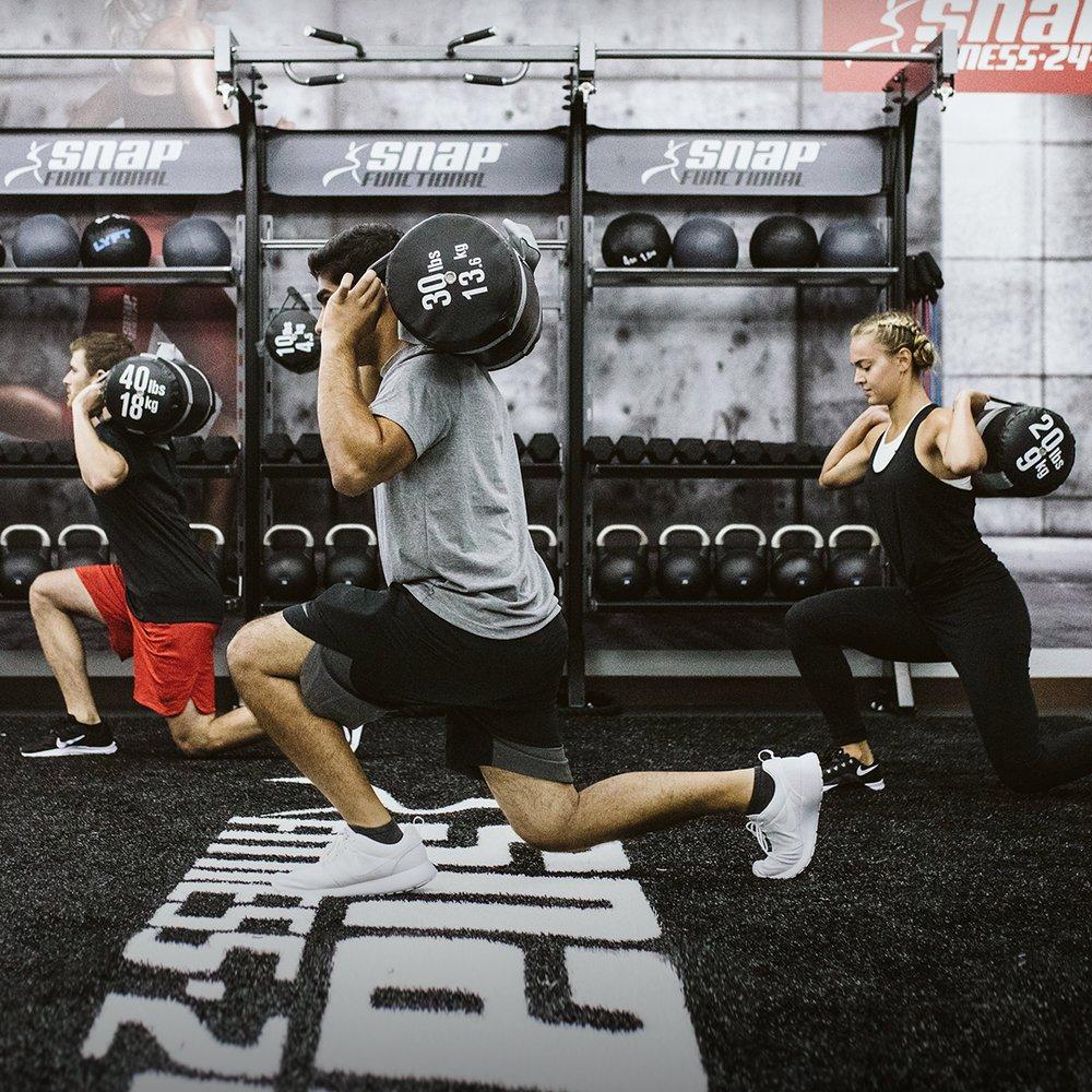 Snap Fitness Berlin