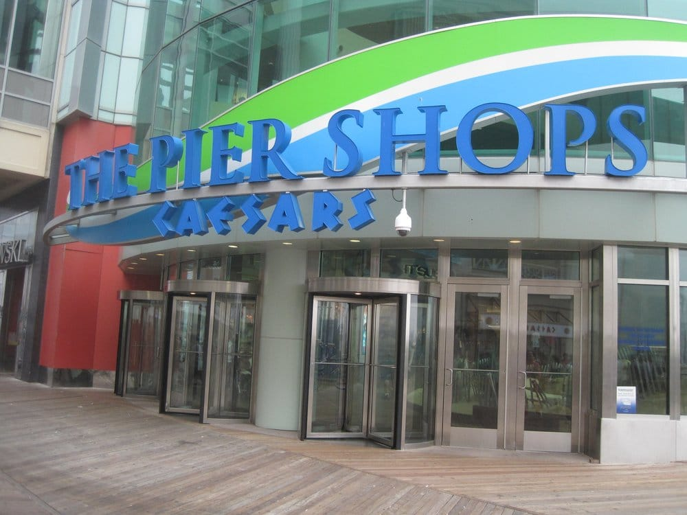Caesars Pier Restaurants Atlantic City