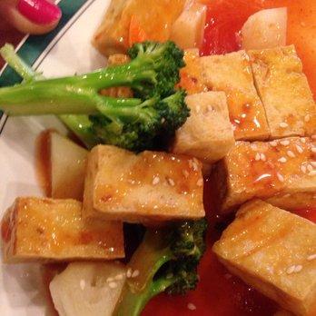Photo Of Lotus Garden Vegetarian Restaurant Eugene Or United States Sweet